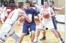 Cougars light up Eagles, Scouts