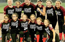 Sutton girls wrap up softball season