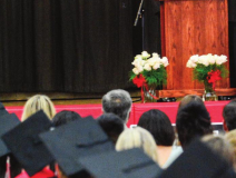 Sutton graduation full of strong emotions, messages