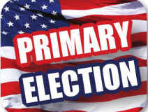 Primary election ballot features 4 contested races