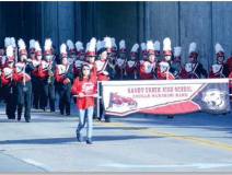 Harvard, SC among over 200 entries in Harvest of Harmony parade