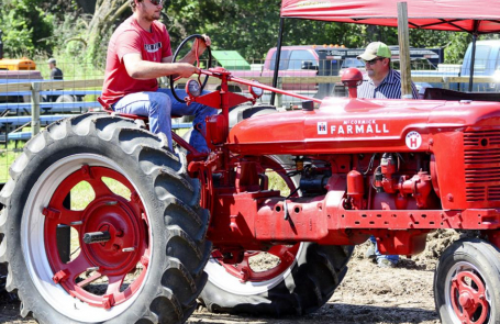 Heat can't stop Deweese Festival