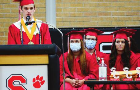 Sandy Creek seniors in the spotlight at Aug. 1 graduation