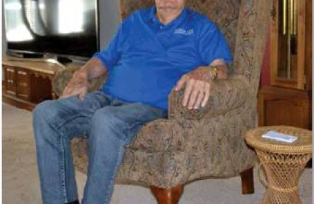 Edgar veteran reminisces Air Force, co. VSO careers