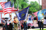 Constitutional march celebrates patriotic unity