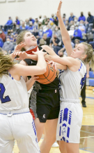 Broncos hold off Fillies in overtime
