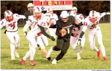Mustangs outrun Cougars