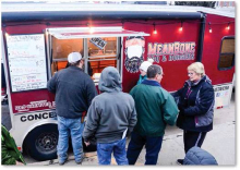 Food trucks becoming regular occurrence in Sutton