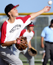 Sutton, Fairbury split games during Sunday bouts