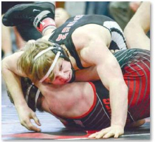 Mustangs finally get mat time at David City, Louisville