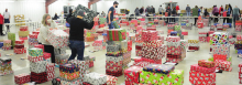 Wrapping, spreading cheer across county with Giving Tree