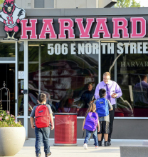 Harvard Public opens for school year