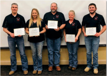 CC EMS recognized for hard work, quick actions