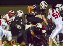 Mustangs blank the Cougars