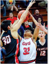Cardinals split TVC games, fall to Axtell Wildcats Saturday