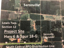 Co Board: New solar project proposed for Saronville area