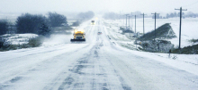 Winter storm packs down on county, state