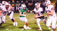Bergan ousts Sutton from playoffs
