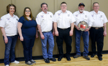 Edgar's Fire, Rescue honors members March 7