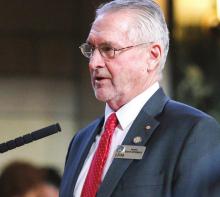 Murman embarks on 3rd session as Dist. 38 Senator