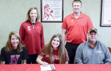 Baumert signs with Hastings College basketball