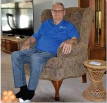 Edgar veteran reminisces Air Force, co. VSO careers