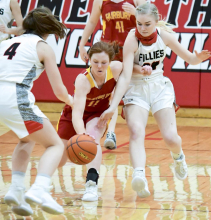 Fillies gain #2 seed in SNC tournament