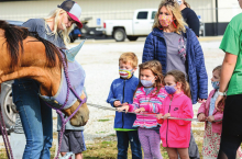 Teaching youth farm safety