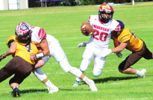 Harvard trio leads NE 6-man all-stars to shootout 52-25 win over WY