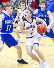 Sutton, Centennial to battle in C-2 opener